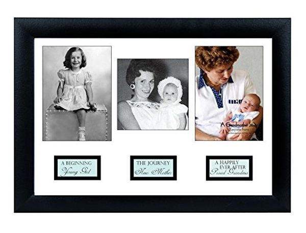 The Grandparent Gift Life Story Frame