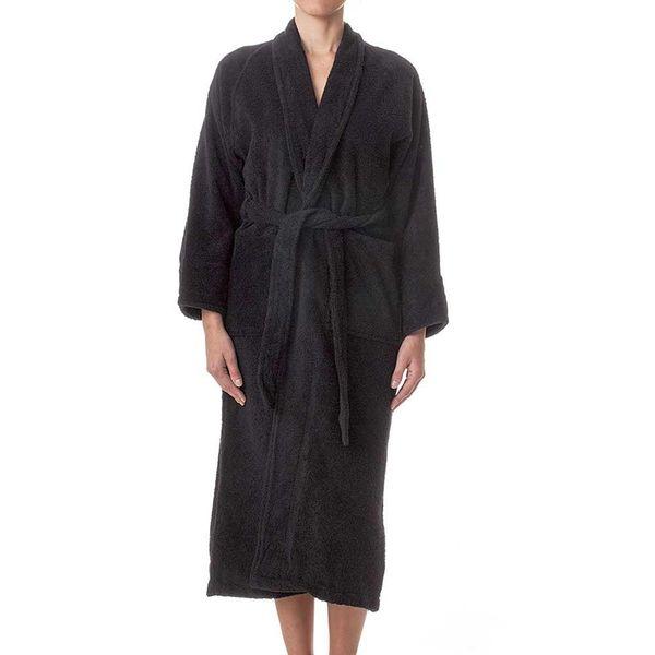 Unisex Terry Cloth Bathrobe