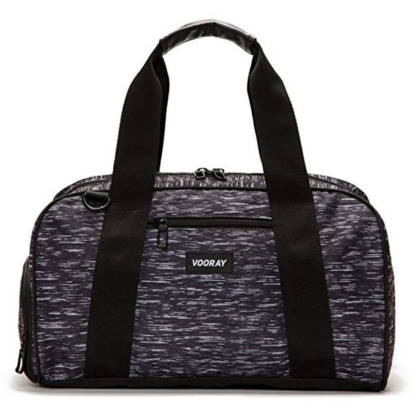 Vooray Compact Gym Bag with Shoe Pocket