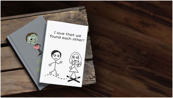 """""""Things I Love About You"""" Book for Girlfriend"""