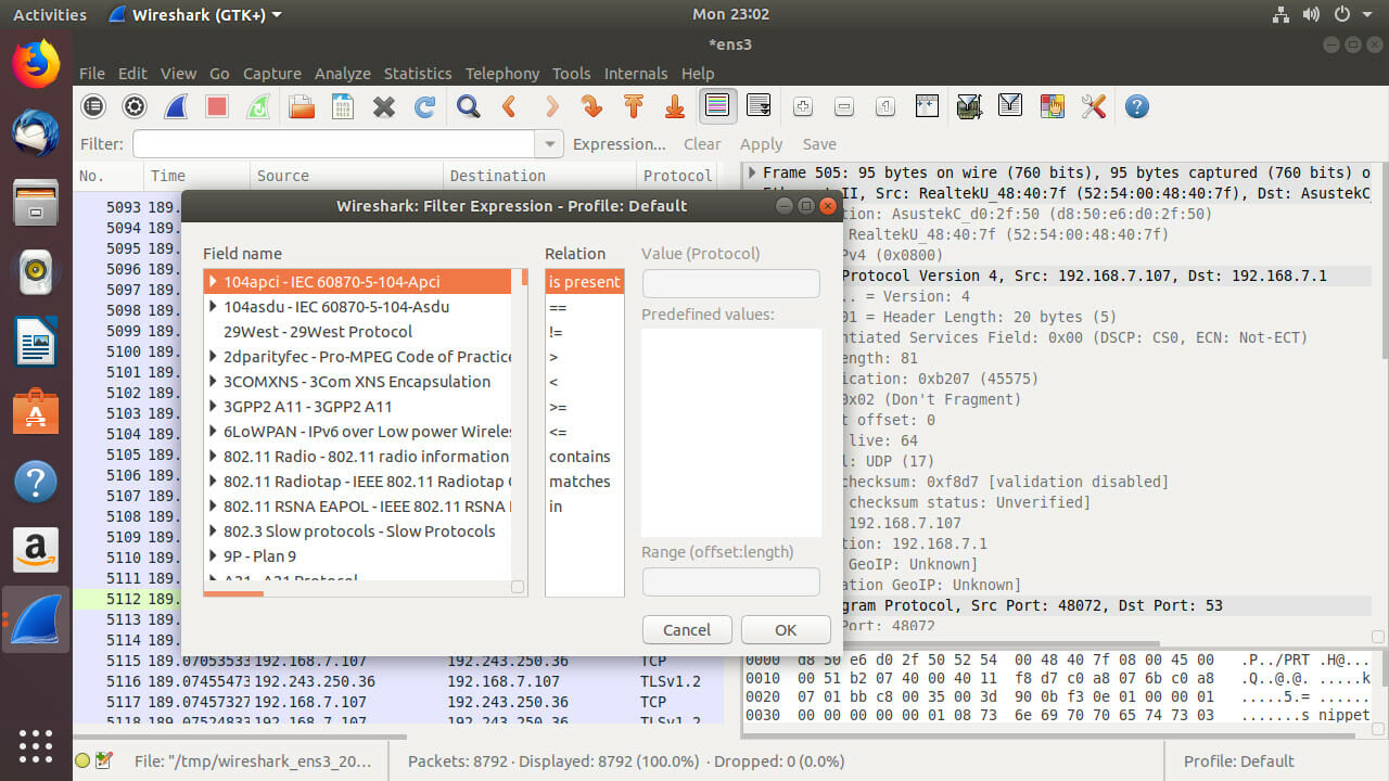 Explore Your Network With Wireshark