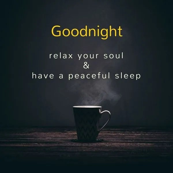 Лучшие картинки с пожеланиями спокойной ночи 6