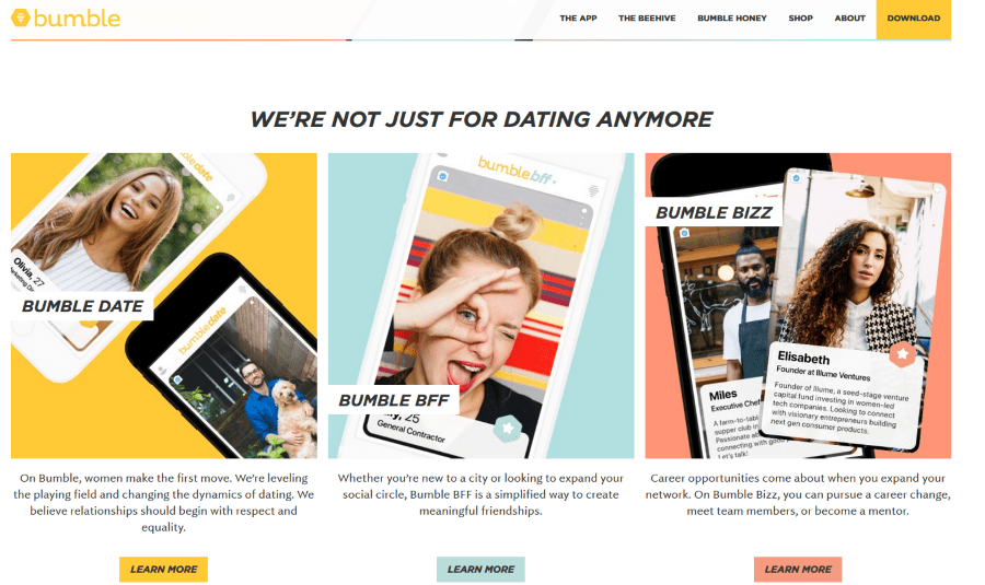 bumble dating app for mac