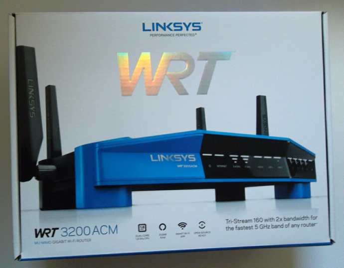 FlashRouters WRT3200ACM
