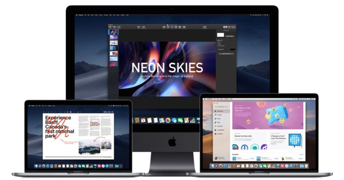 macos mojave systems