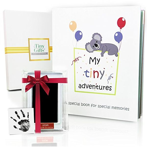 First 5 Years Baby Memory Book