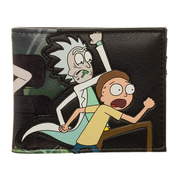 Gift ideas of Rick and Morty wallet 5