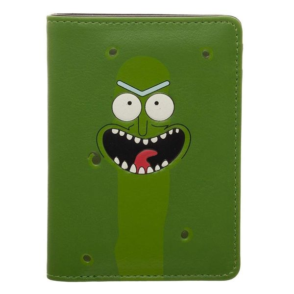 Gift ideas of Rick and Morty wallet 6