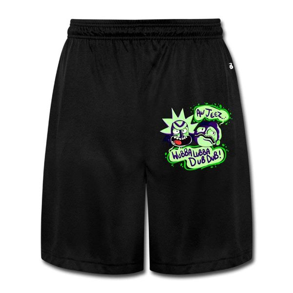 Rick and Morty shorts merch 3