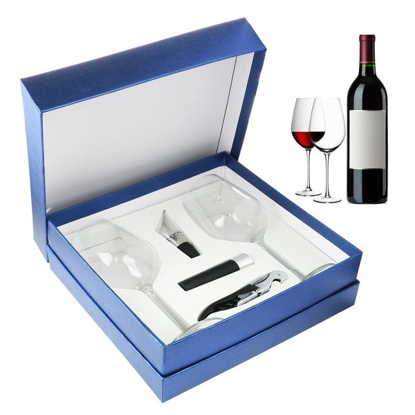 Zalik Wine Glasses Gift Set