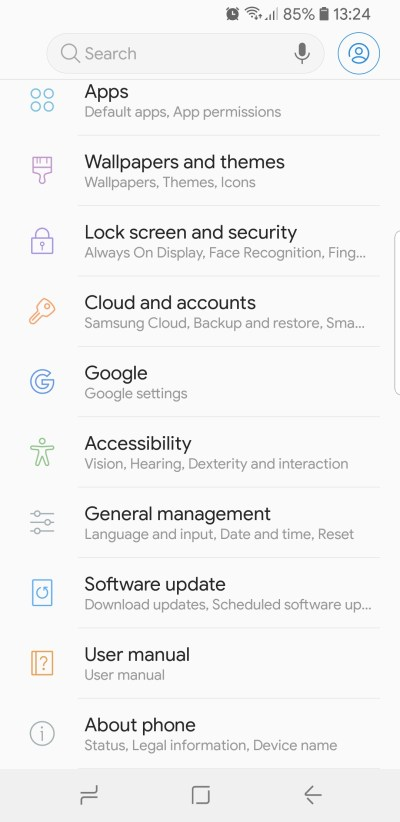 How To Backup the Galaxy S9/S9 Plus