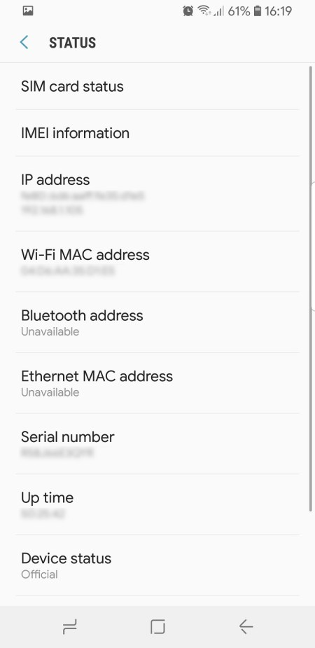 How To Change the MAC Address on your Android Device