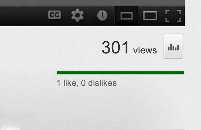 Is Every YouTube Video View Unique?