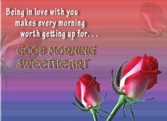 Хорошее доброе утро