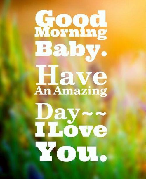 Идеальная открытка с добрым утром для любимой