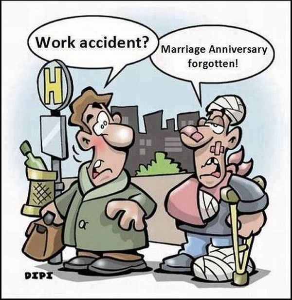 Funny Marriage Anniversary Images