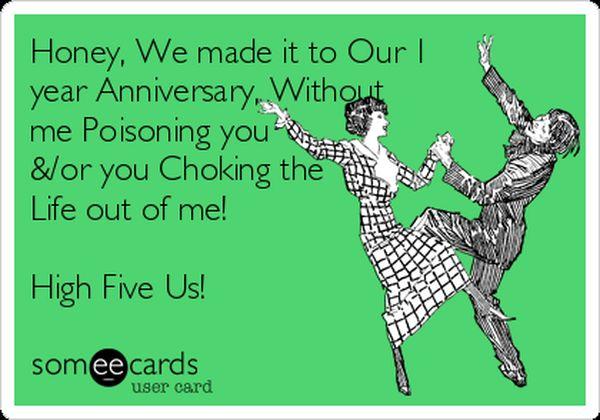 Happy Anniversary Memes