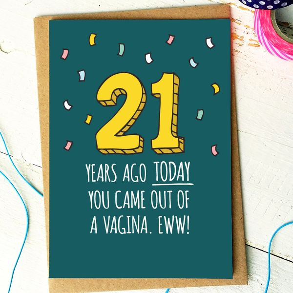 Refreshing funny photos for the 21st birthday