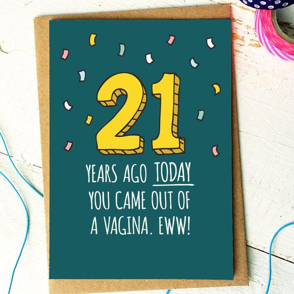 Refreshing Funny 21st Birthday Pics