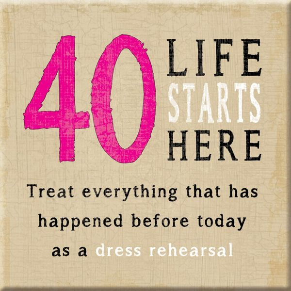 40th birthday quotes for her