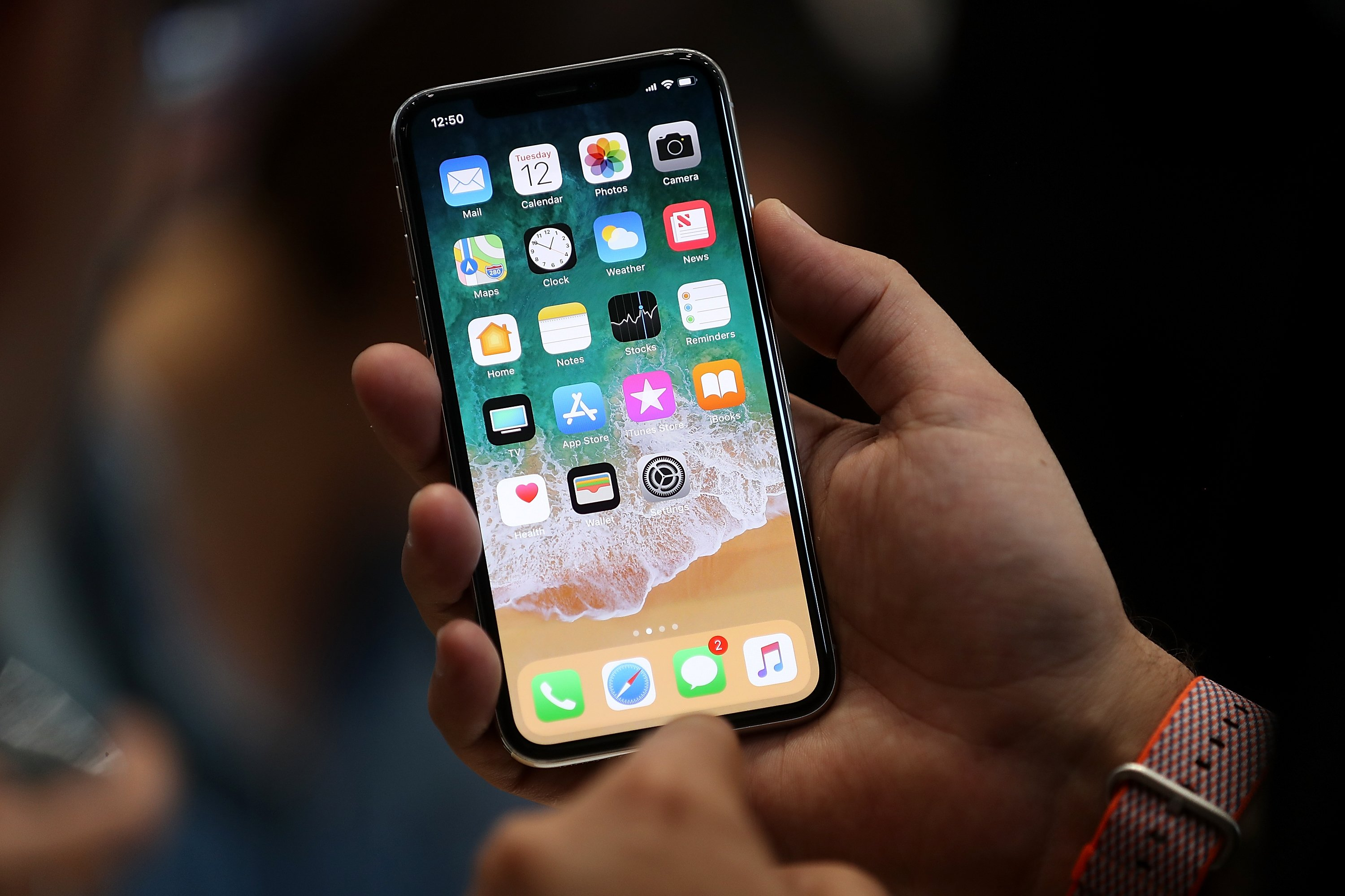 How to set own ringtone on iphone x