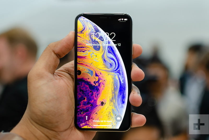 How to split screen on iphone xr