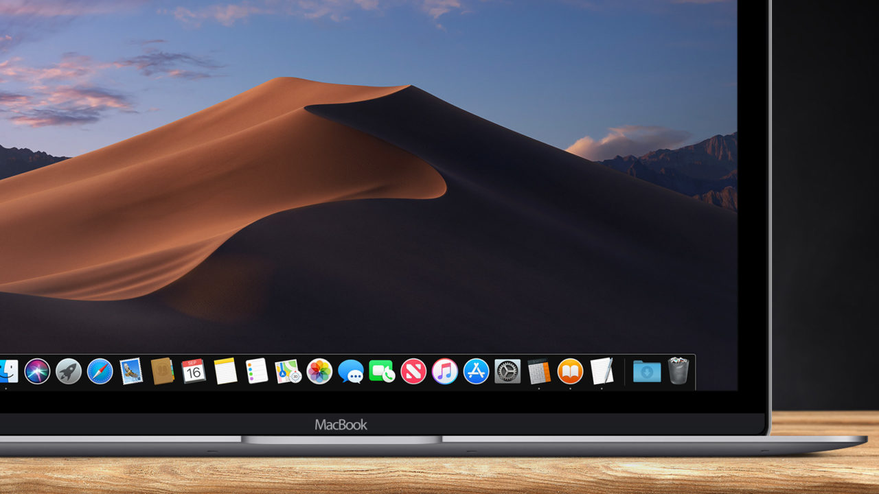 macOS Mojave: Turn Off Recent Applications to Remove Extra