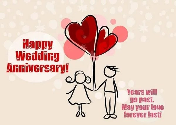 Best Images to Have Happy Wedding Anniversary 2