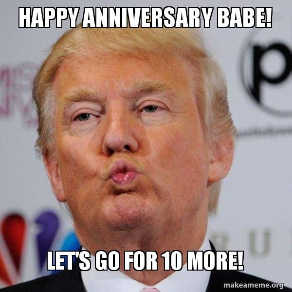 Funny Meme Images to Say Happy Anniversary 1