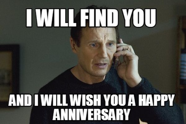 Funny Meme Images to Say Happy Anniversary 3