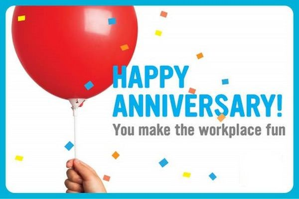 Happy Work Anniversary Images Youll Love 5