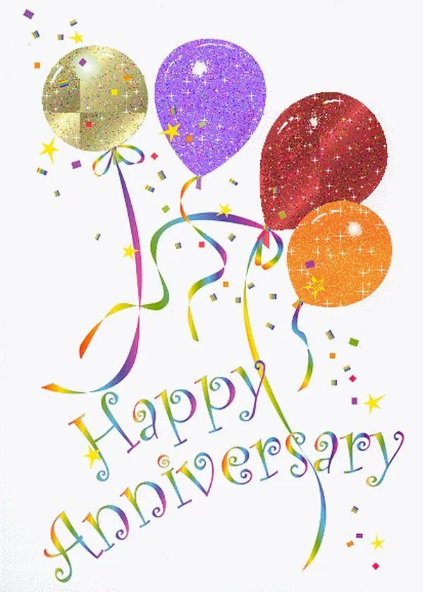 Impressive Gif Images for Happy Anniversary Greetings 5