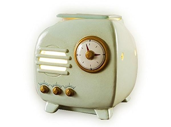 Scentsationals Retro CollectionRadio Scented Wax Cube Warmer