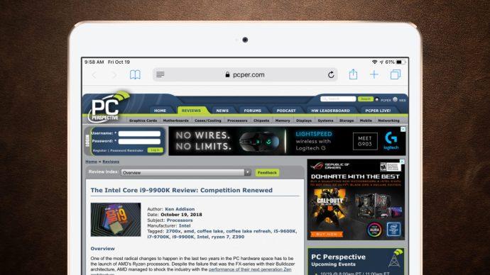 airdrop website ipad