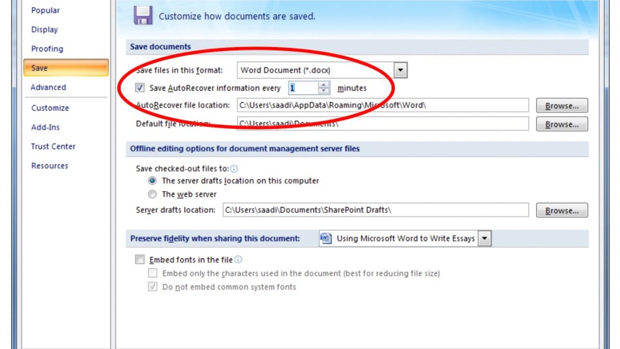 Short essay on ms word sample resume profile description