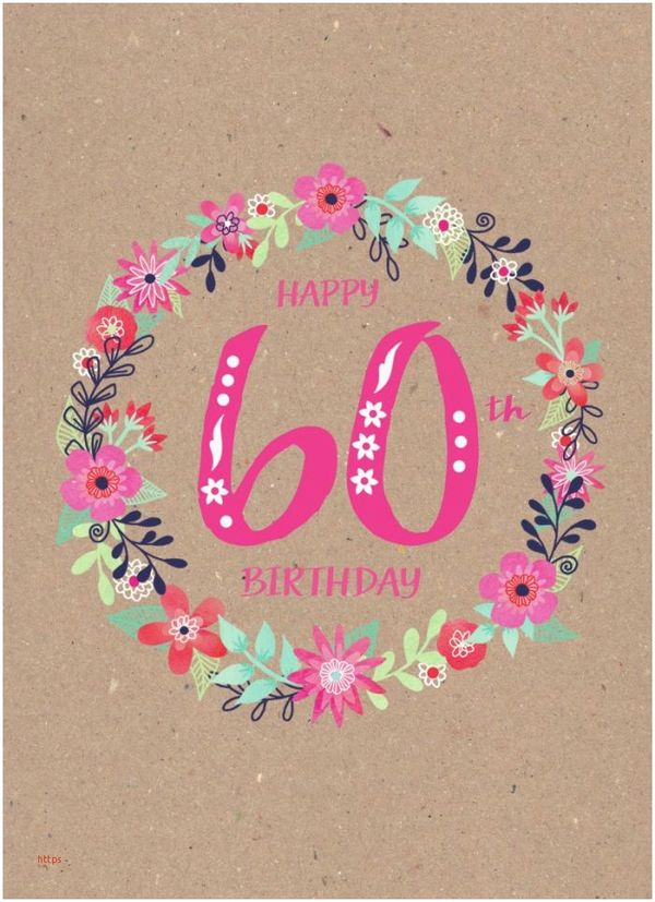 Bets Happy 60th Birthday Images 3