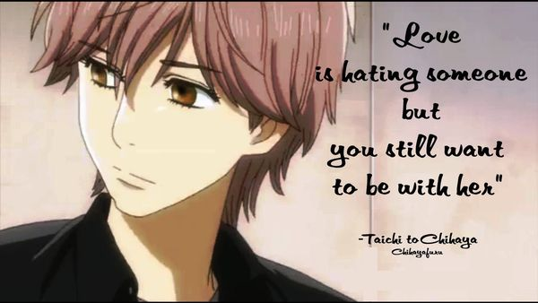 Cute Anime Love Quotes for Her 1