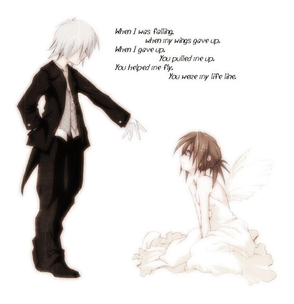 Deep Anime Quotes about Love for Him 2