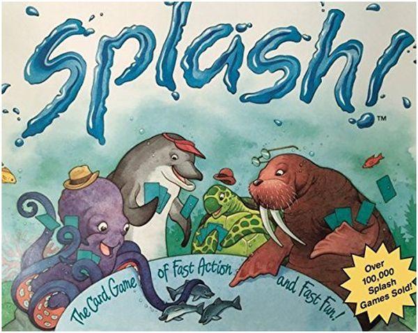 Splash Game for Kids