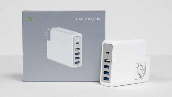 dockcase p1 adapter