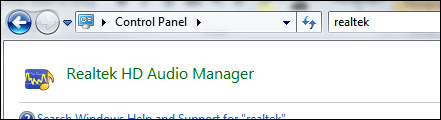 How To Use Realtek HD's Loudness Equalization For Easy Volume Control