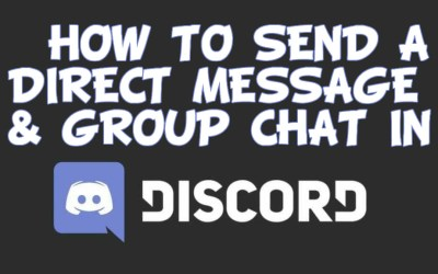 How To DM Someone in Discord