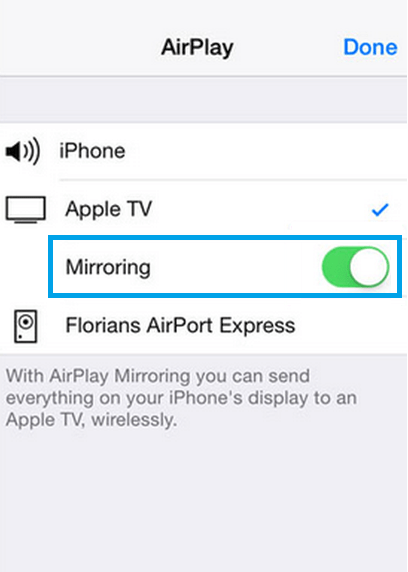 iPhone XR – How to Mirror My Screen to My TV or PC?