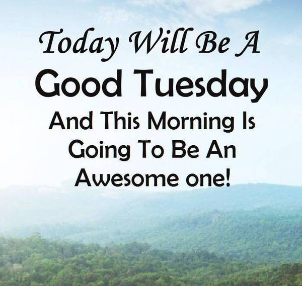 Original Tuesday Inspirational Images