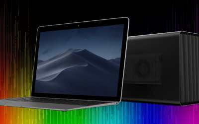 razer core x egpu macbook pro