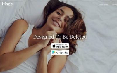 hinge a dating app