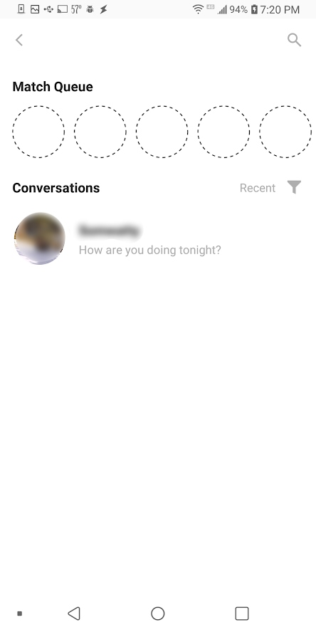 How to start conversation on bumble