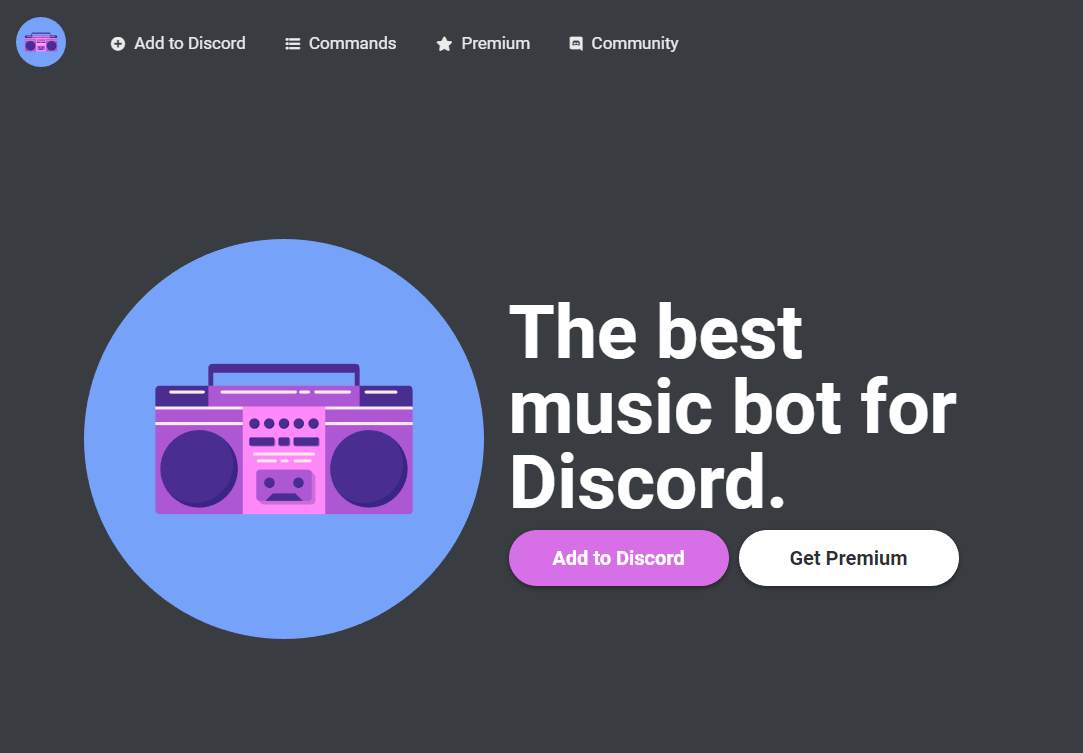 Hydra Music Bot Commands