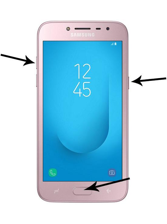 Galaxy J2 Clear Chrome and App Cache