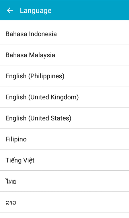 Samsung Galaxy J2 Change Language